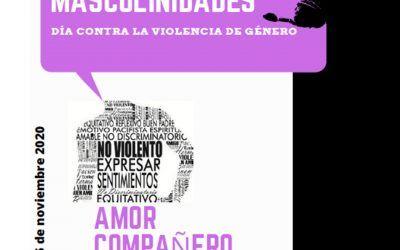 JORNADAS 25-N. AMOR COMPAÑERO: NUEVOS HOMBRES BUENOS FRENTE A LA VIOLENCIA DE GÉNERO