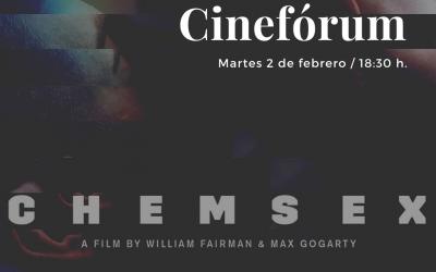 Cinefórum Chemsex (2015)