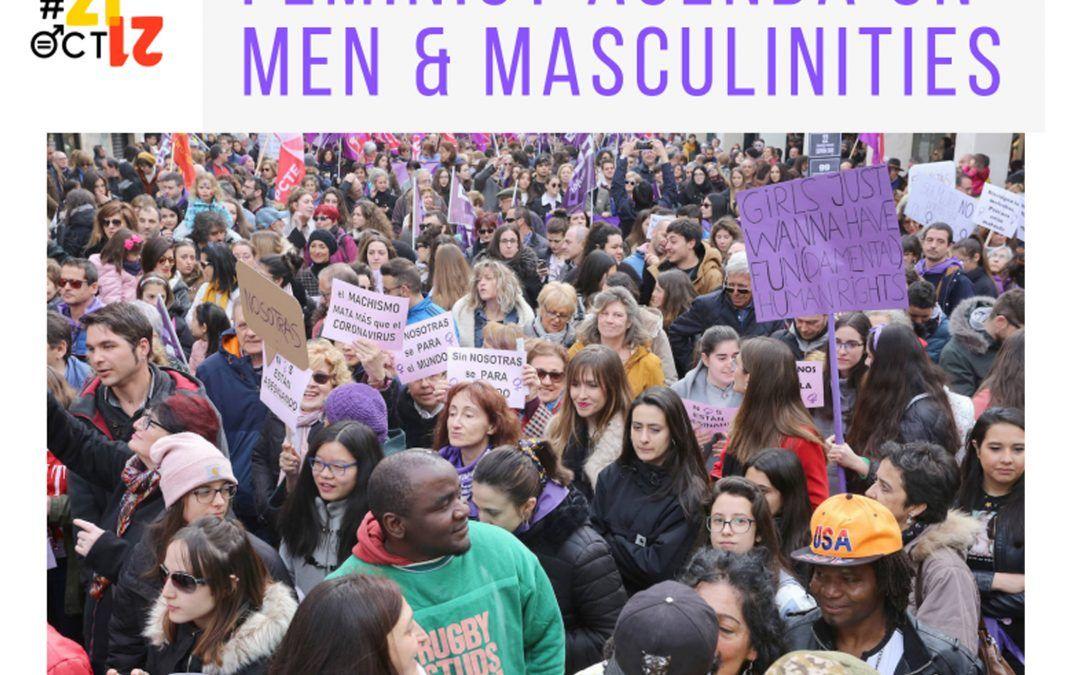 AGENDA FEMINISTA SOBRE HOMBRES Y MASCULINIDADES