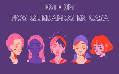 8M: NUESTRO APOYO A LAS MOVILIZACIONES FEMINISTAS